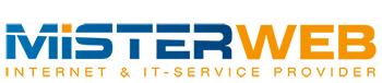 misterweb logo